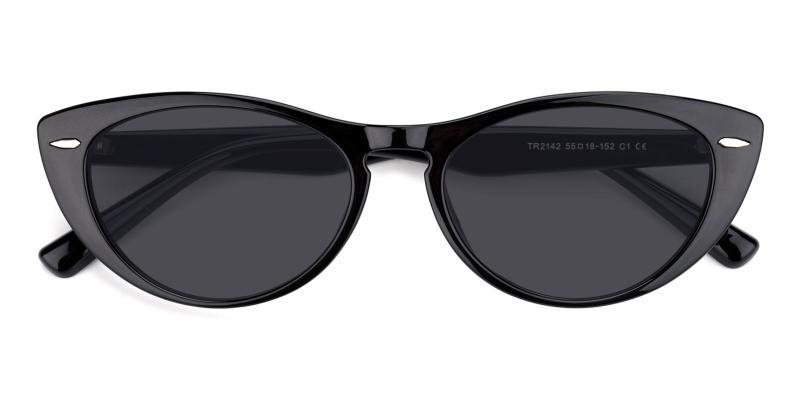 Kuku-Black-Sunglasses
