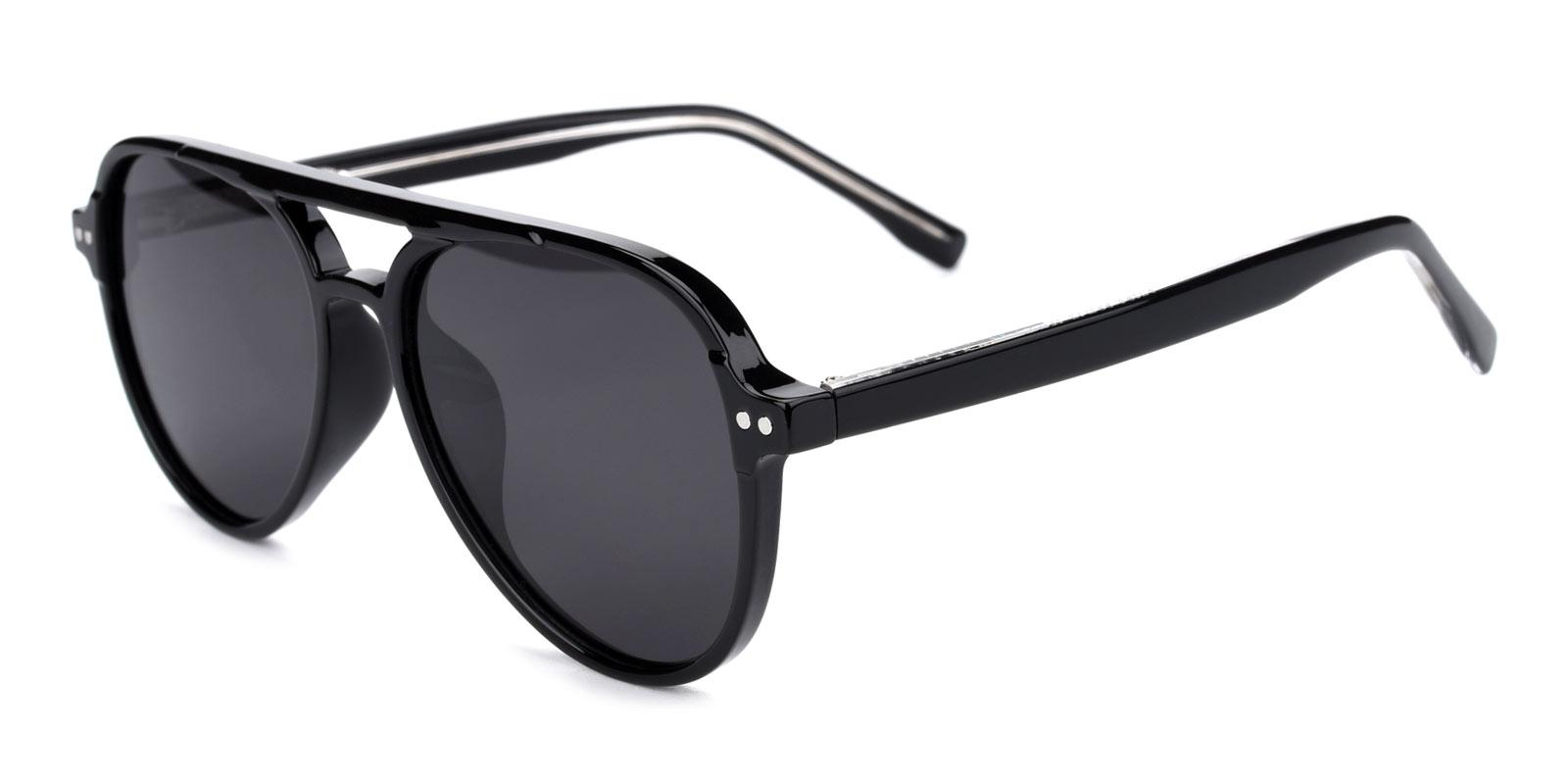 Artists-Black-Aviator-TR-Sunglasses-detail
