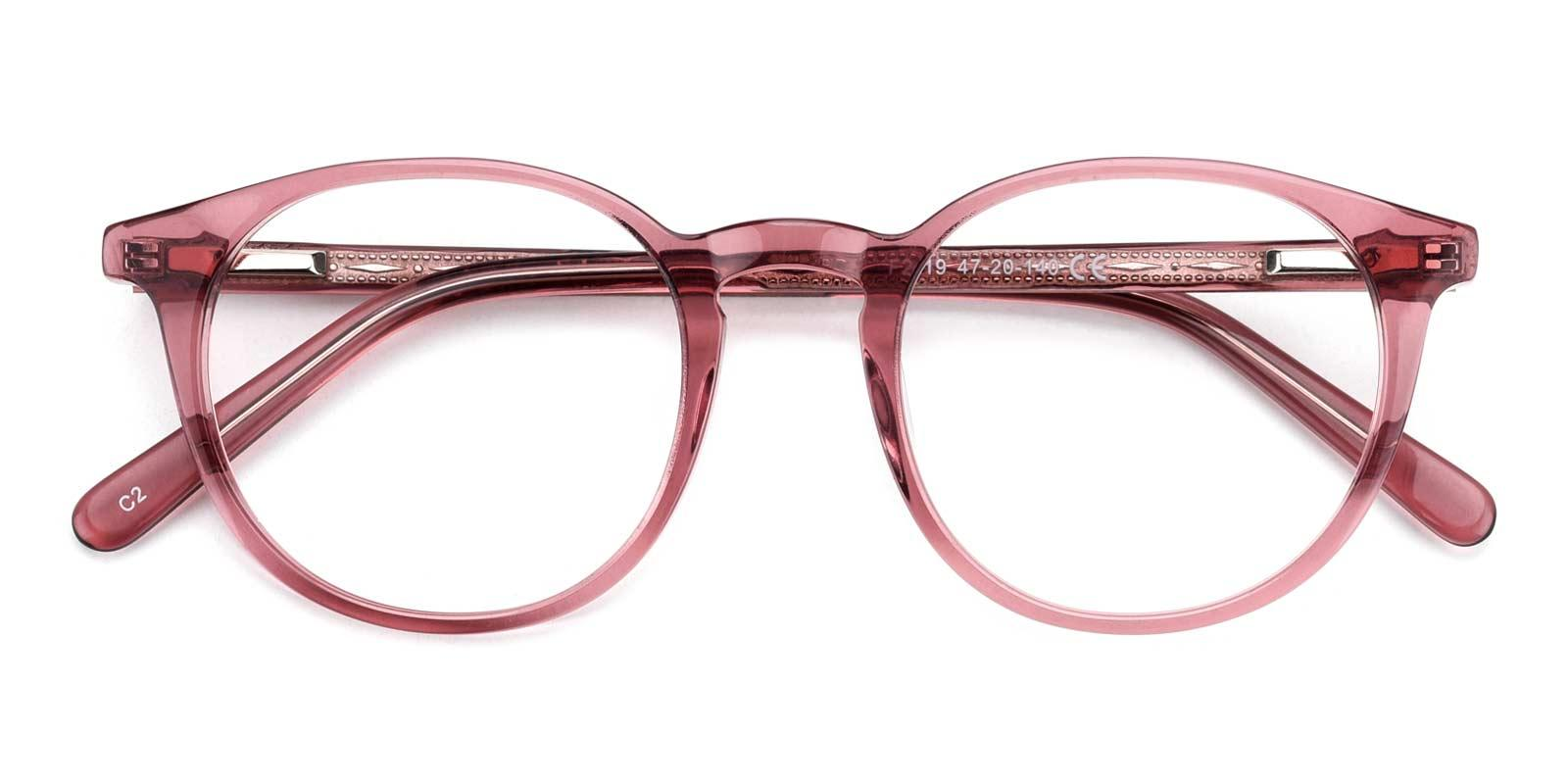 Angie-Purple-Round-Acetate-Eyeglasses-detail