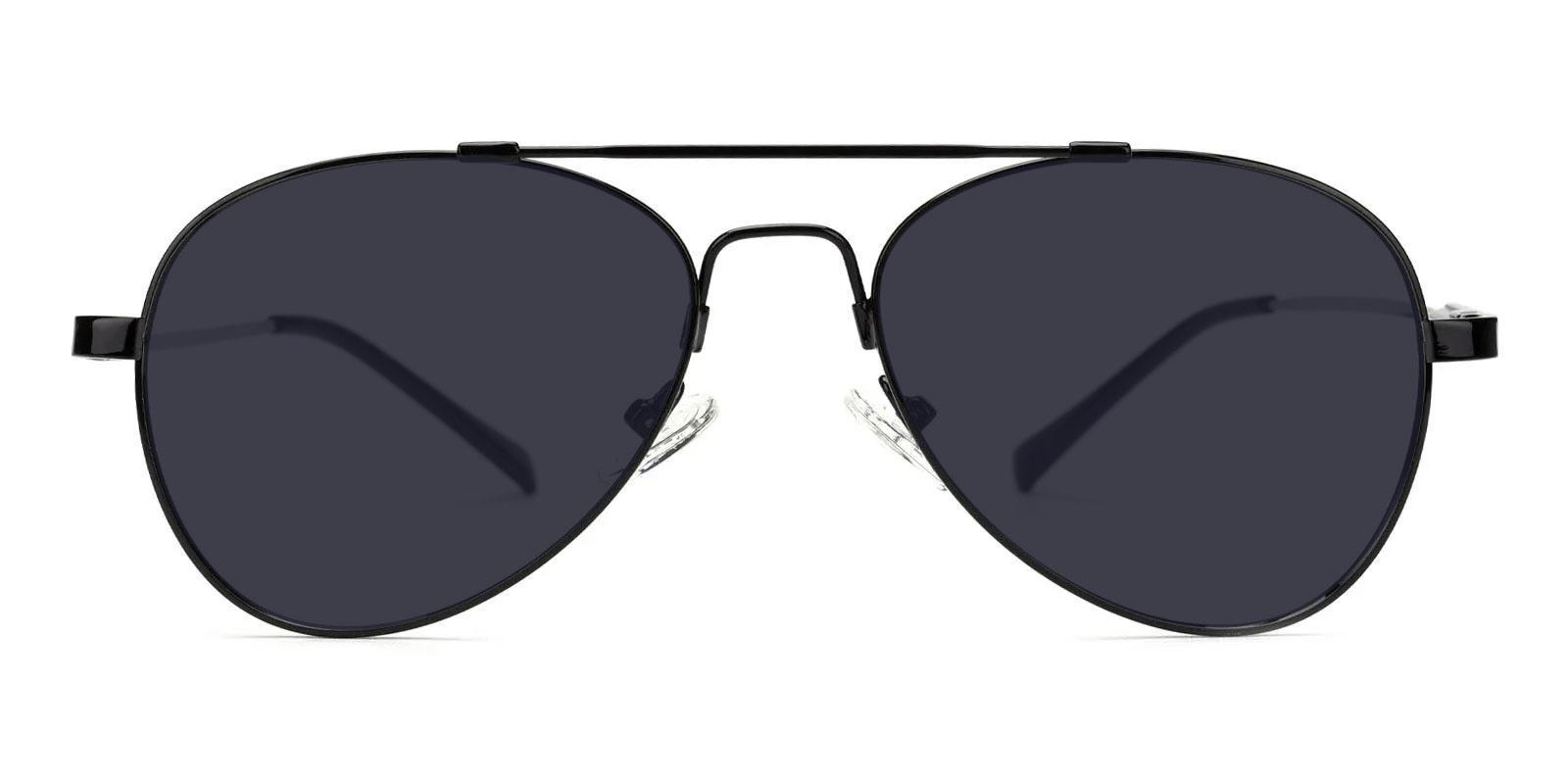 Louis-Black-Aviator-TR-Sunglasses-detail