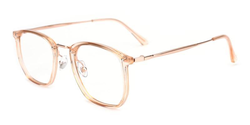 Coral-Orange-Eyeglasses