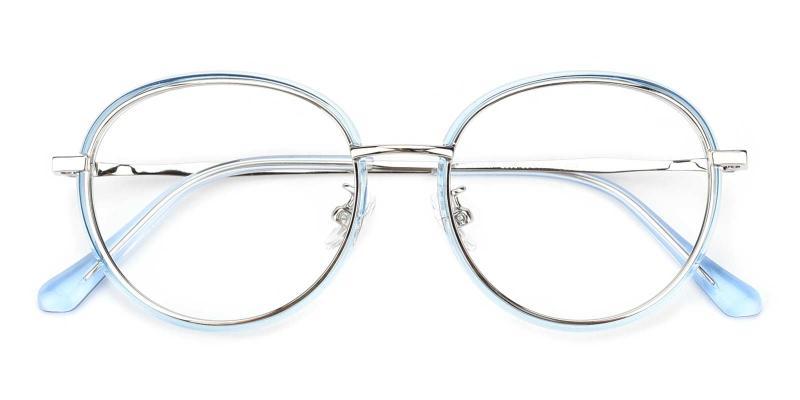 Soymilk-Blue-Eyeglasses