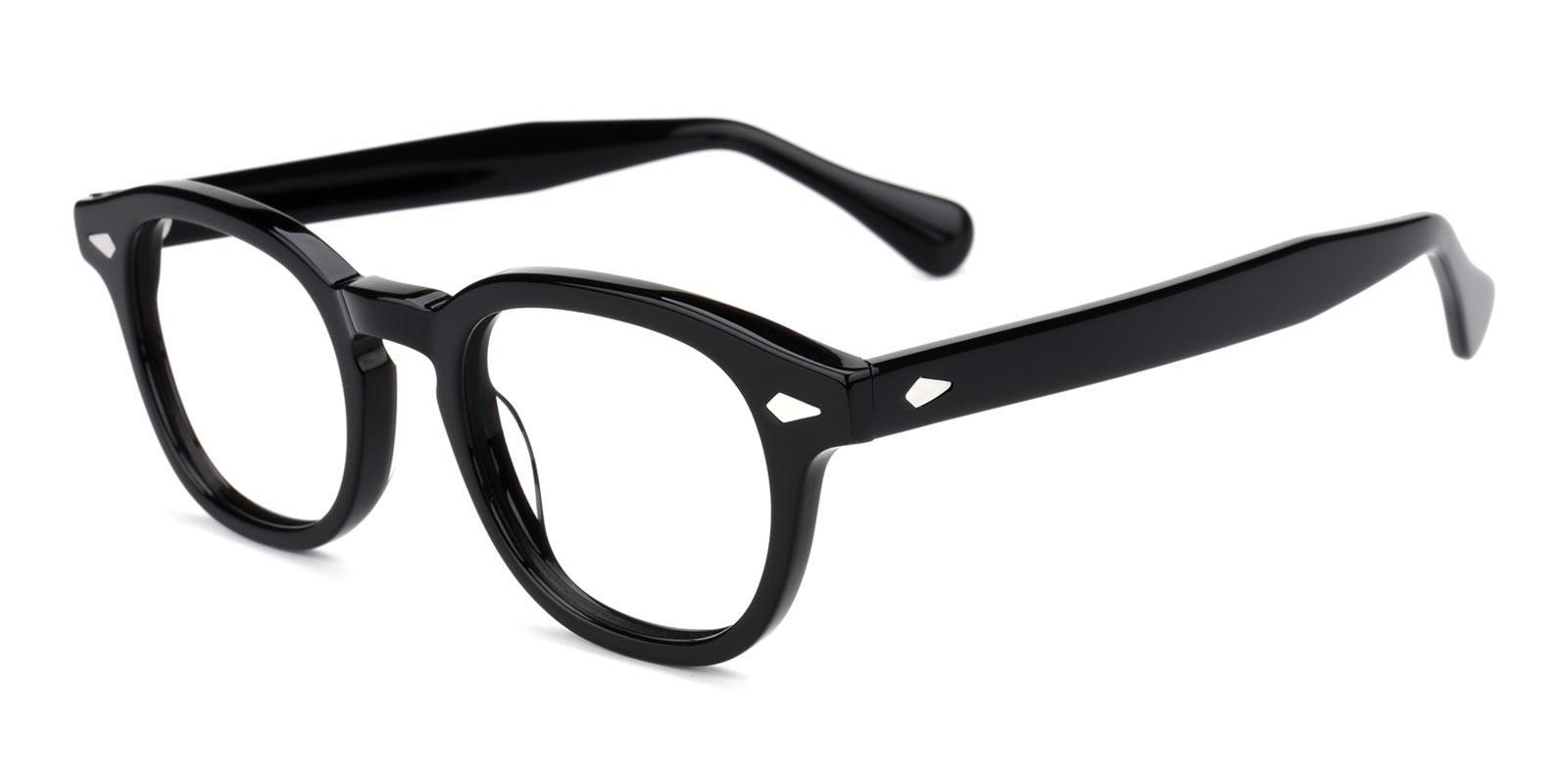 Godfather-Black-Rectangle-TR-Eyeglasses-detail