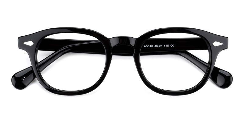 Godfather-Black-Eyeglasses