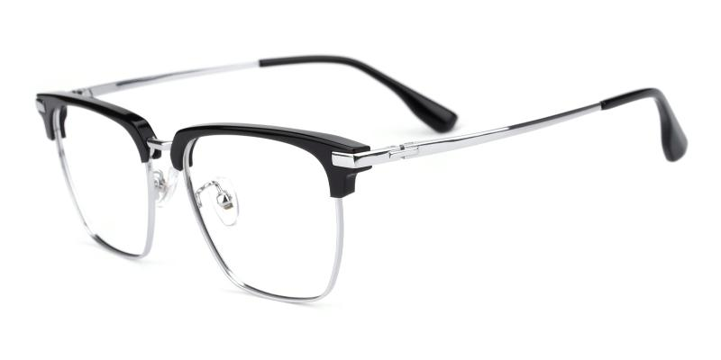 Signage-Silver-Eyeglasses