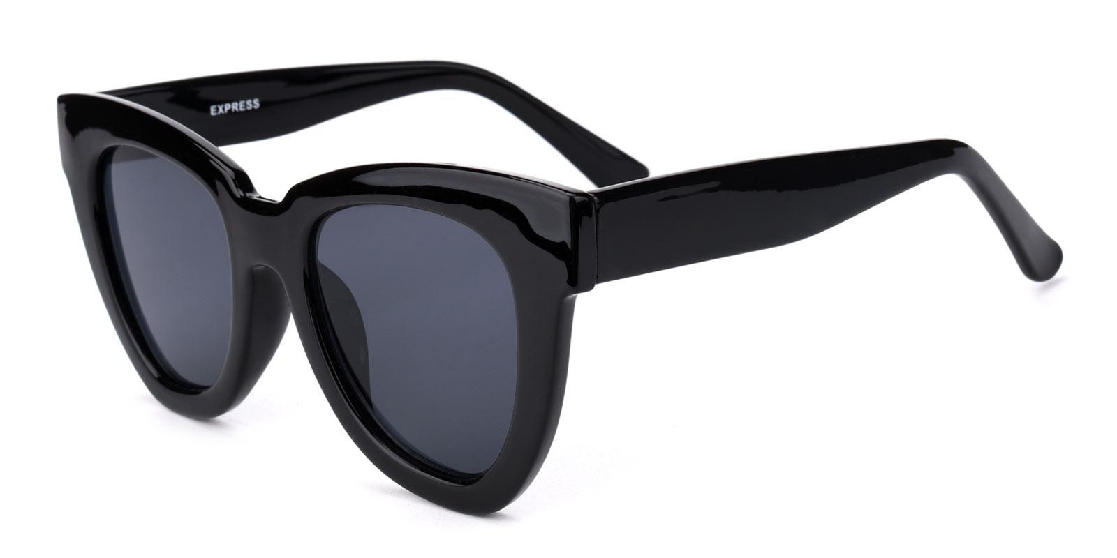 Miriam-Black-Cat-Plastic-Sunglasses-detail