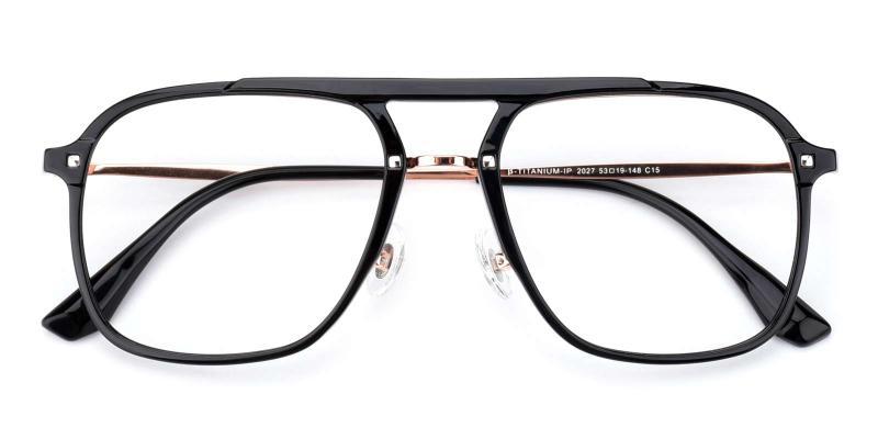 Molly-Black-Eyeglasses