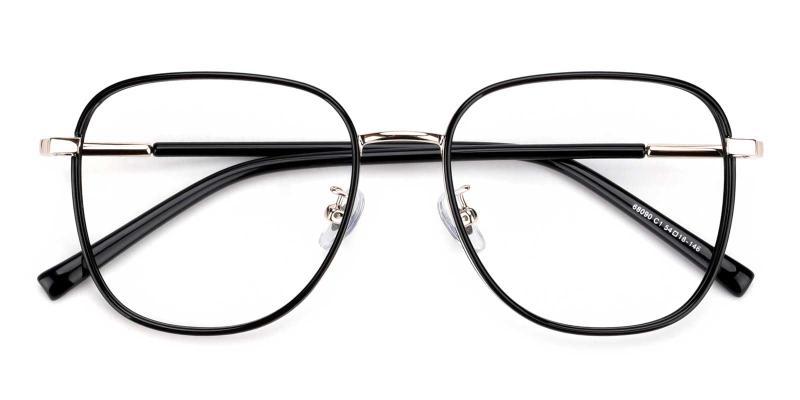 Diodes-Black-Eyeglasses