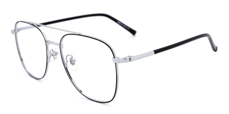 Defender-Black-Eyeglasses