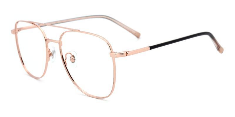 Defender-Gold-Eyeglasses