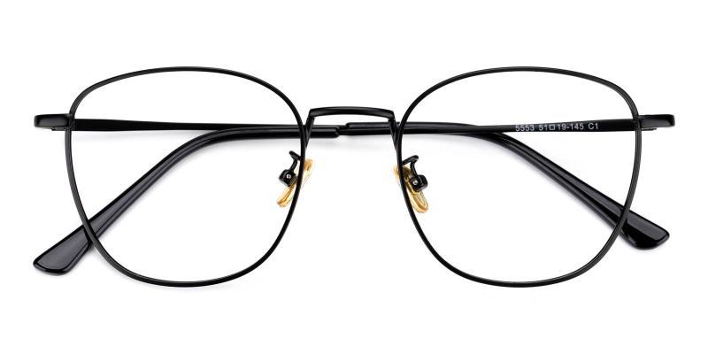 Richard-Black-Eyeglasses