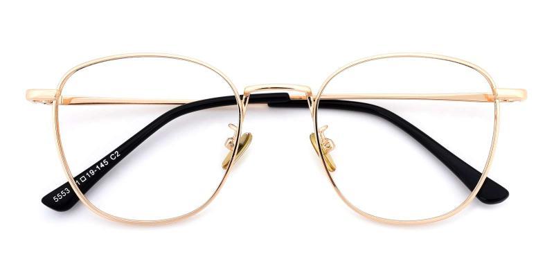 Richard-Gold-Eyeglasses