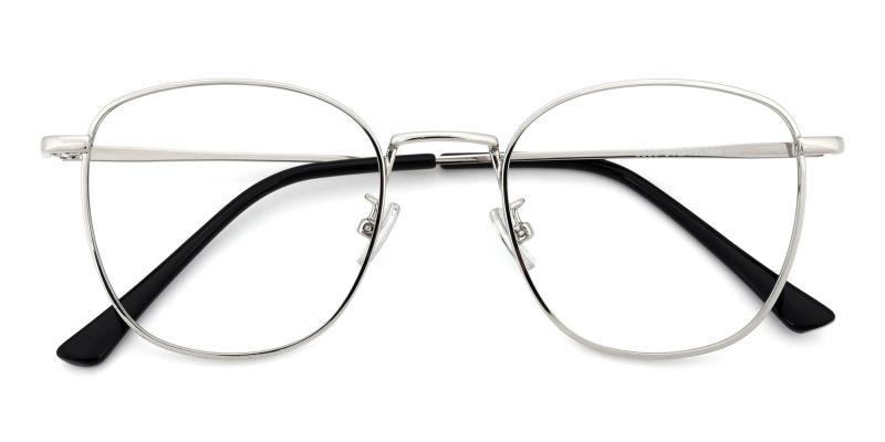 Richard-Silver-Eyeglasses