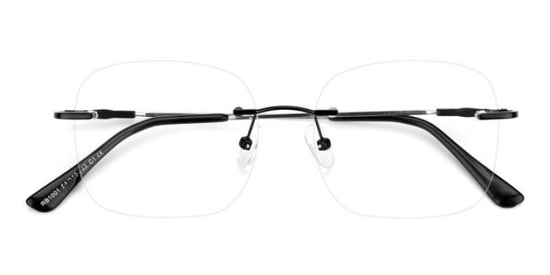 Invisibles-Black-Eyeglasses