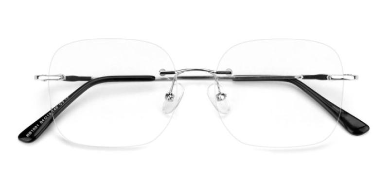 Invisibles-Silver-Eyeglasses
