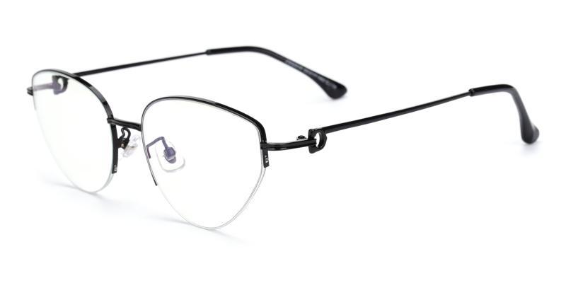 Zero-Black-Eyeglasses