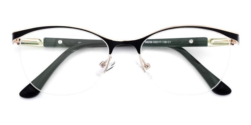 Alexis-Black-Eyeglasses