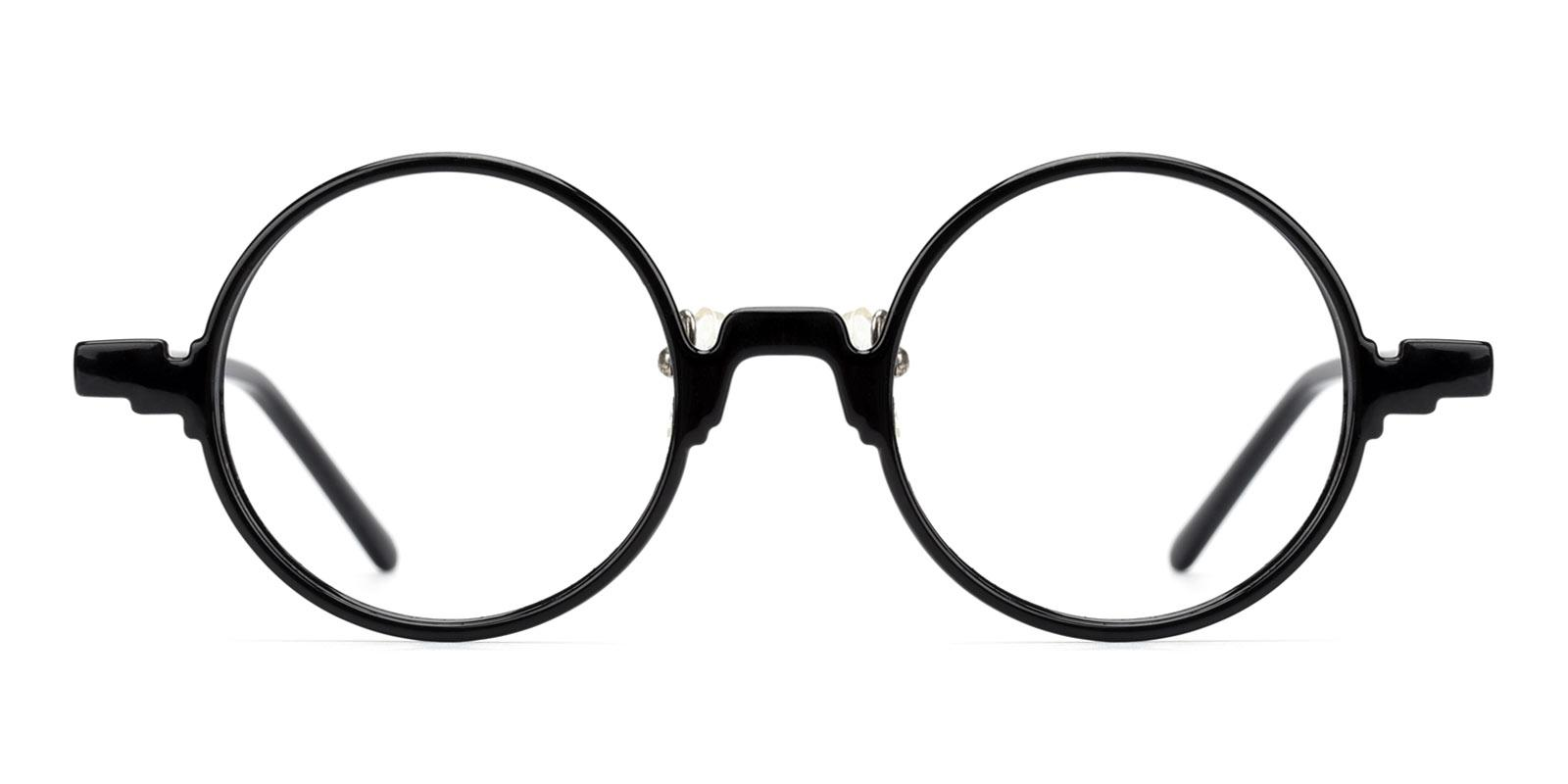 Olive-Black-Round-TR-Eyeglasses-detail