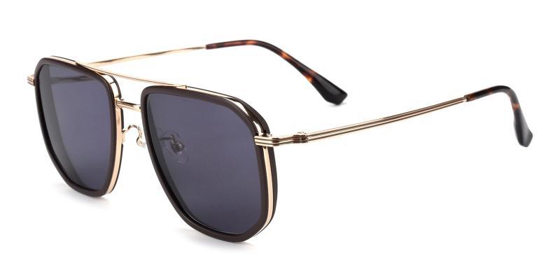 Titan-Brown-Sunglasses