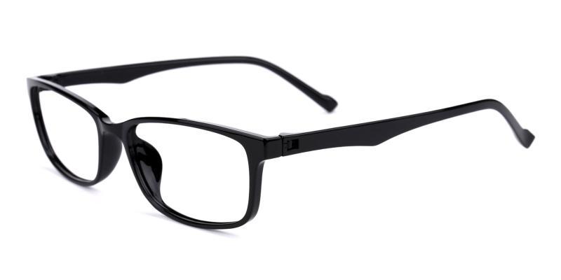 Ellis-Black-Eyeglasses