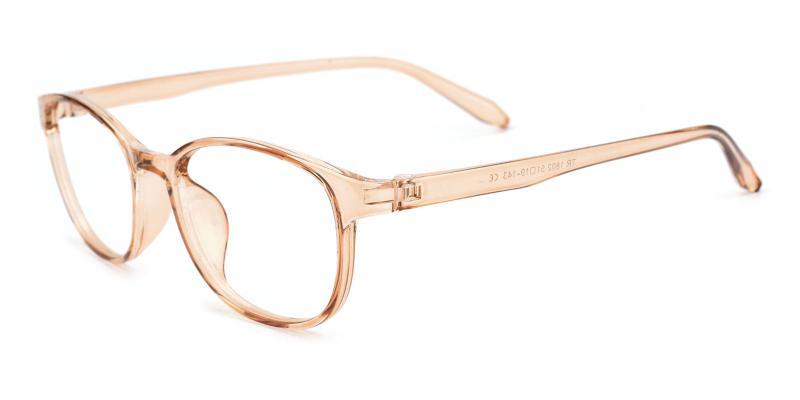 Adele-Orange-Eyeglasses