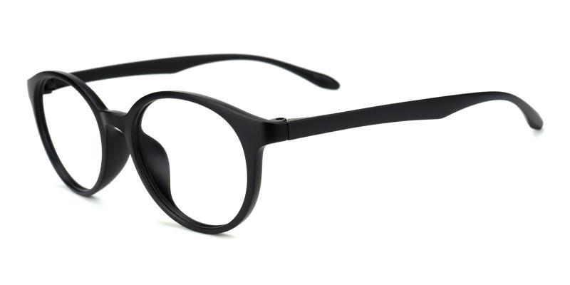Howar-Black-Eyeglasses