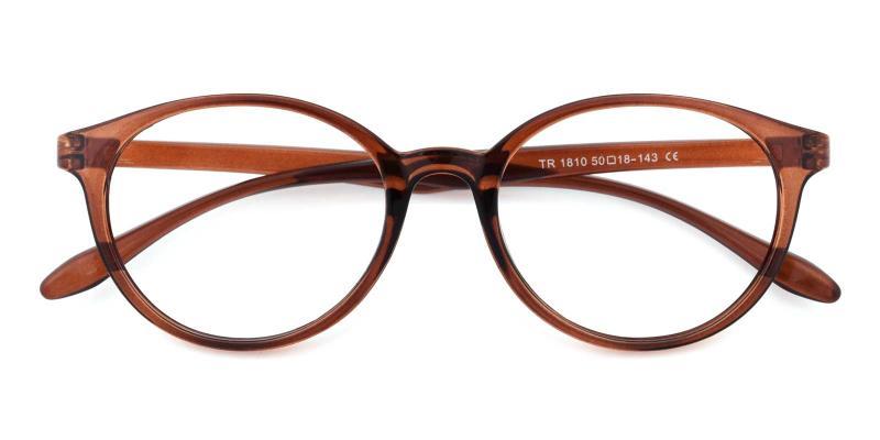 Howar-Brown-Eyeglasses