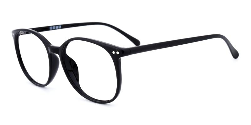 Julian-Black-Eyeglasses
