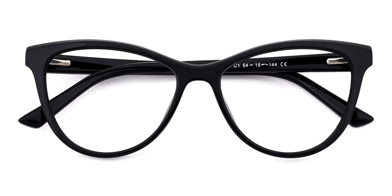 Diana-Black-Cat-TR-Eyeglasses-detail