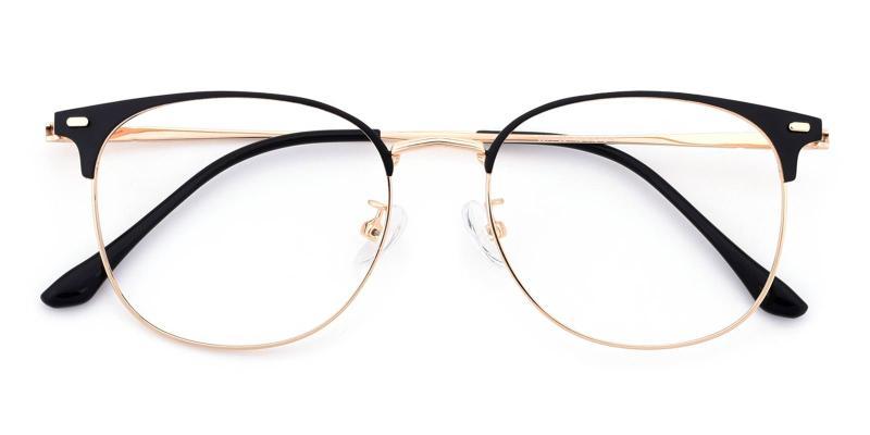 Luther-Black-Eyeglasses