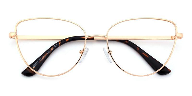 Lola-Gold-Eyeglasses