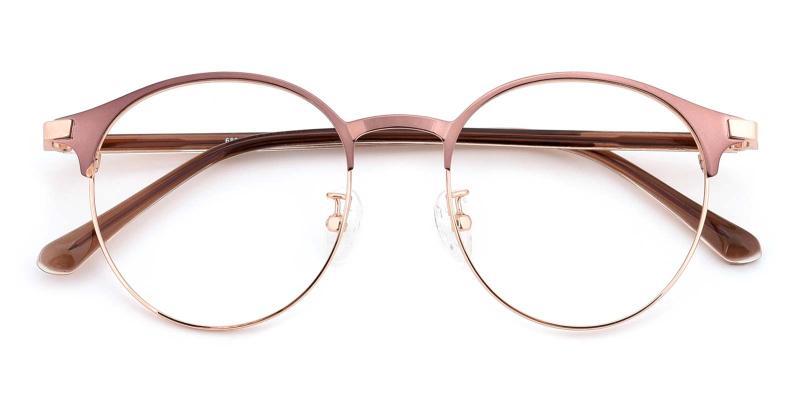 Bart-Pink-Eyeglasses