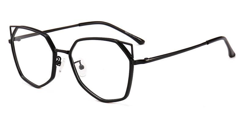 Laurel-Black-Eyeglasses