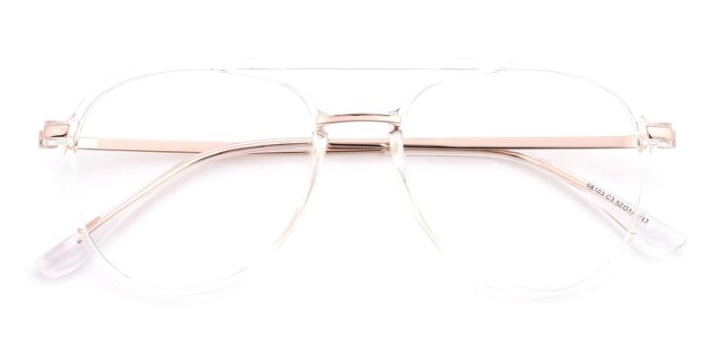 Michelle-Translucent-Eyeglasses