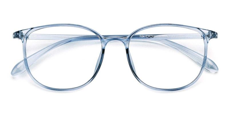 Laura-Blue-Eyeglasses