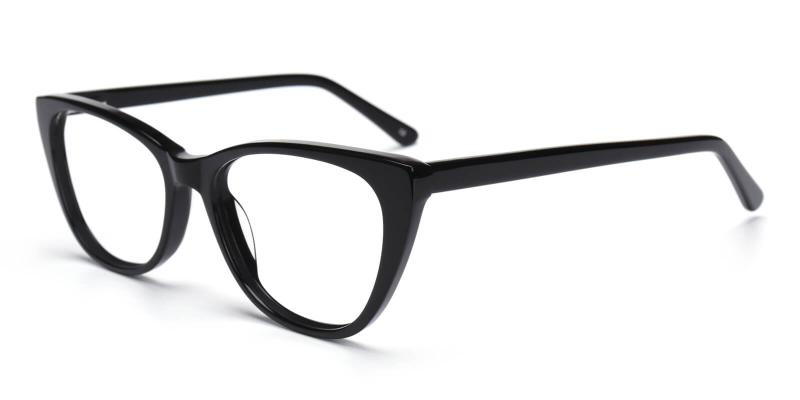 Chigo-Black-Eyeglasses