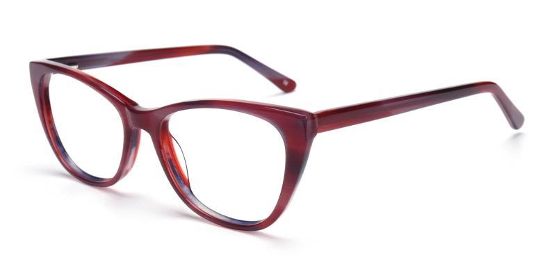 Chigo-Purple-Eyeglasses