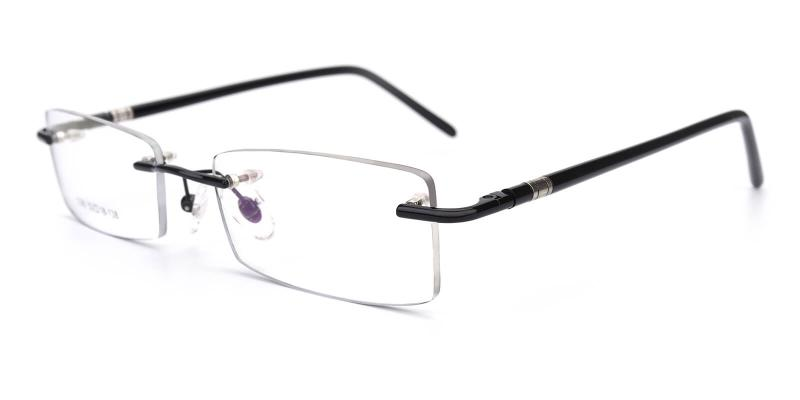 Arrown-Black-Eyeglasses