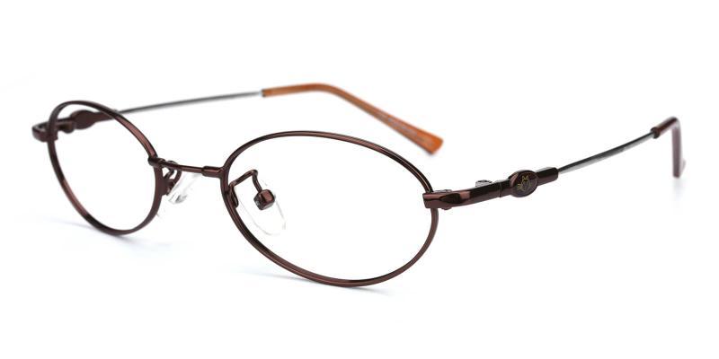Mikestar-Brown-Eyeglasses