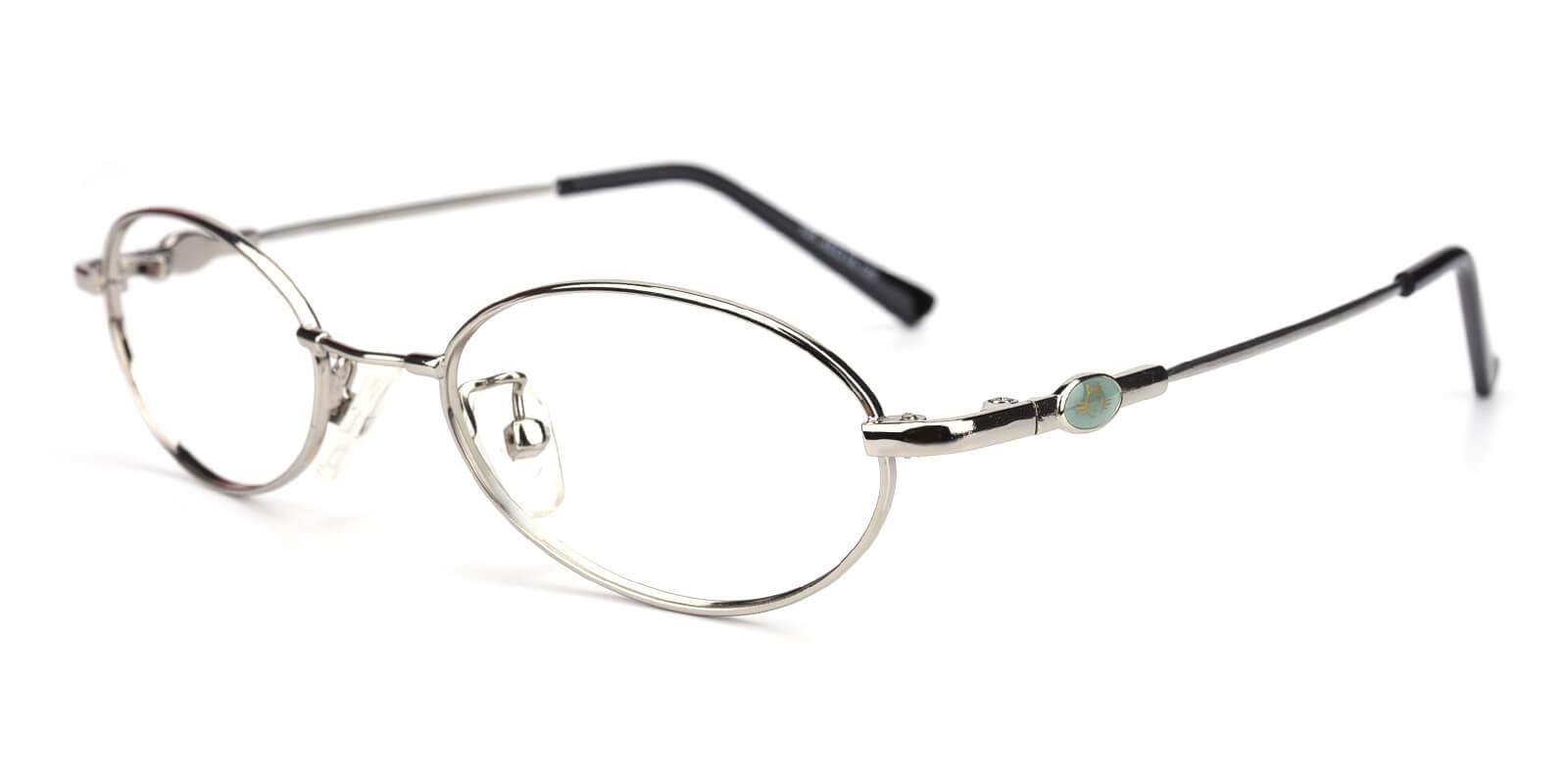 Mikestar-Silver-Oval-Titanium-Eyeglasses-additional1