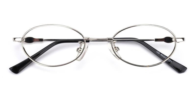 Mikestar-Silver-Eyeglasses