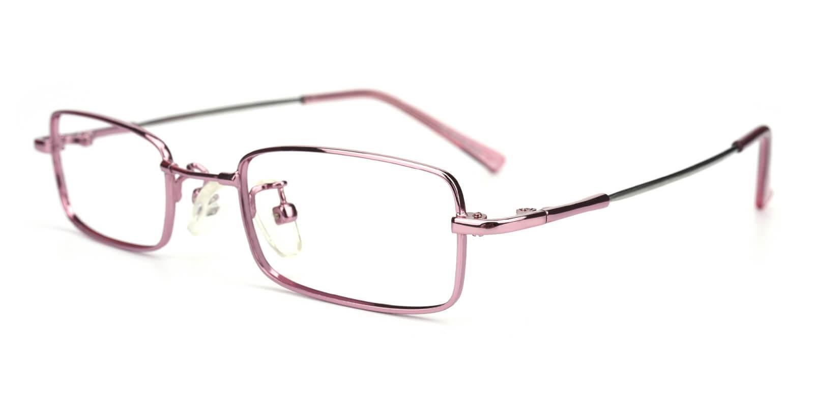 Lanscripe-Purple-Rectangle-Titanium-Eyeglasses-additional1