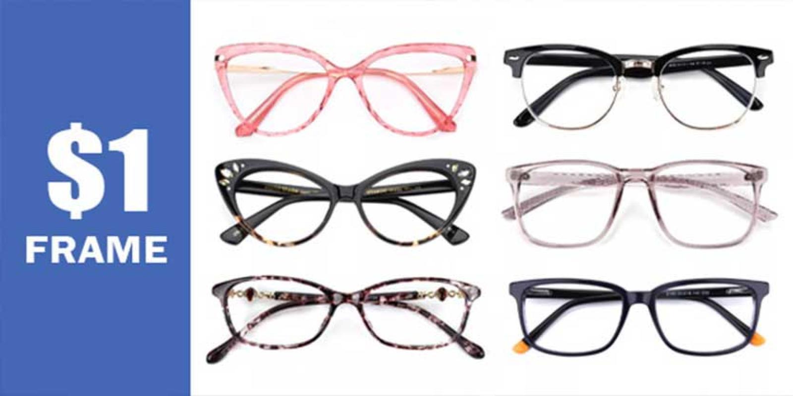 1.57 Standard Index Flat Top Bifocal With Line-Translucent---Eyeglasses-additional3