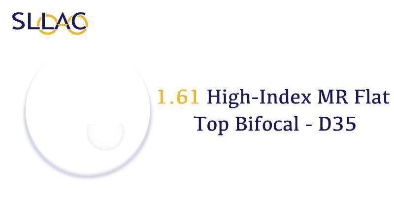 1.61 High-Index Flat Top Bifocal - D35-Translucent-other