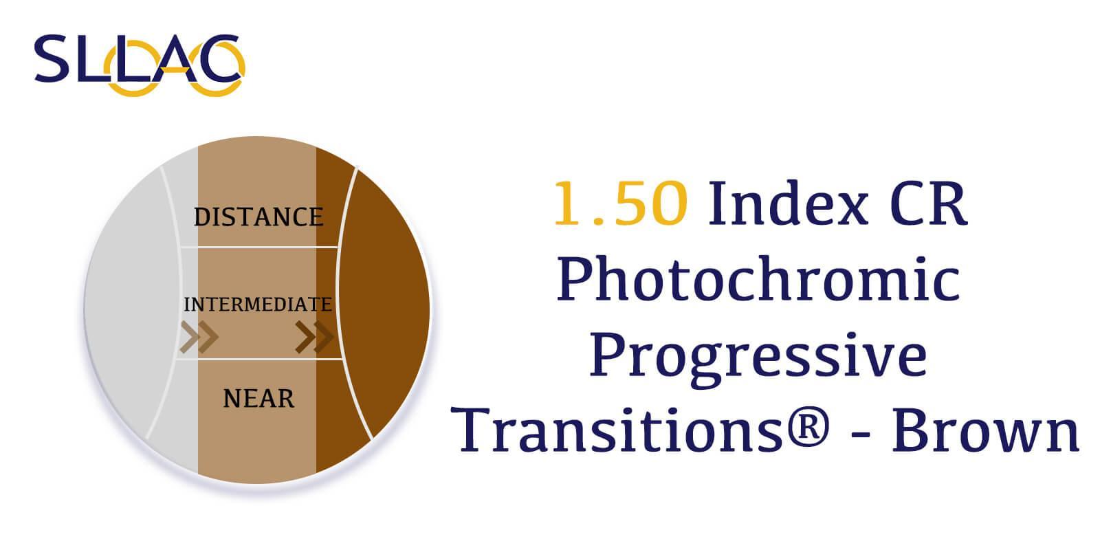 1.50 Progressive Transitions® - Brown-Brown---Eyeglasses-detail