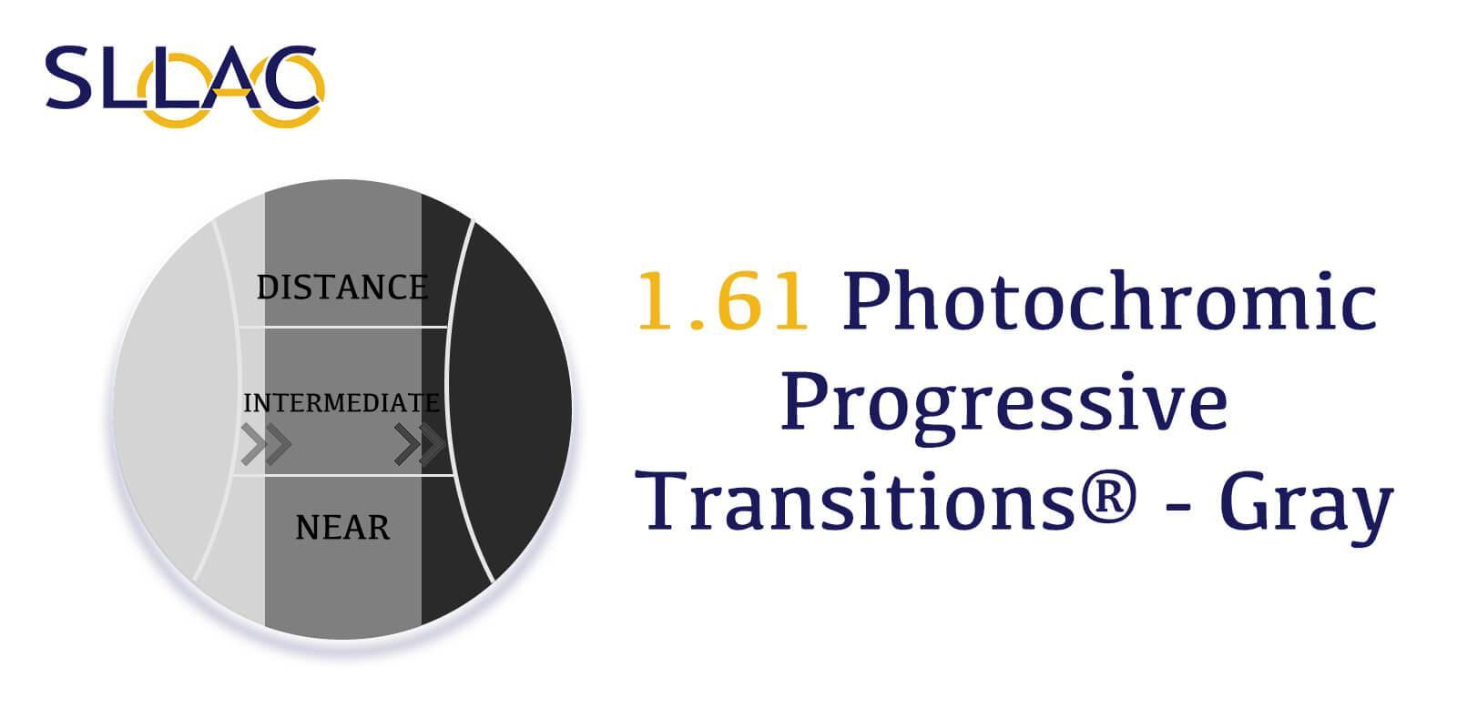 1.61 Index Progressive Transitions - Gray-Gray---Eyeglasses-detail
