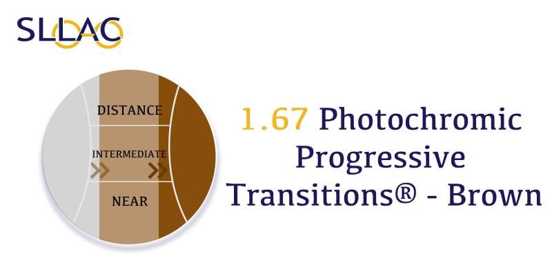 1.67 Progressive Transitions® - Gray-Brown-other