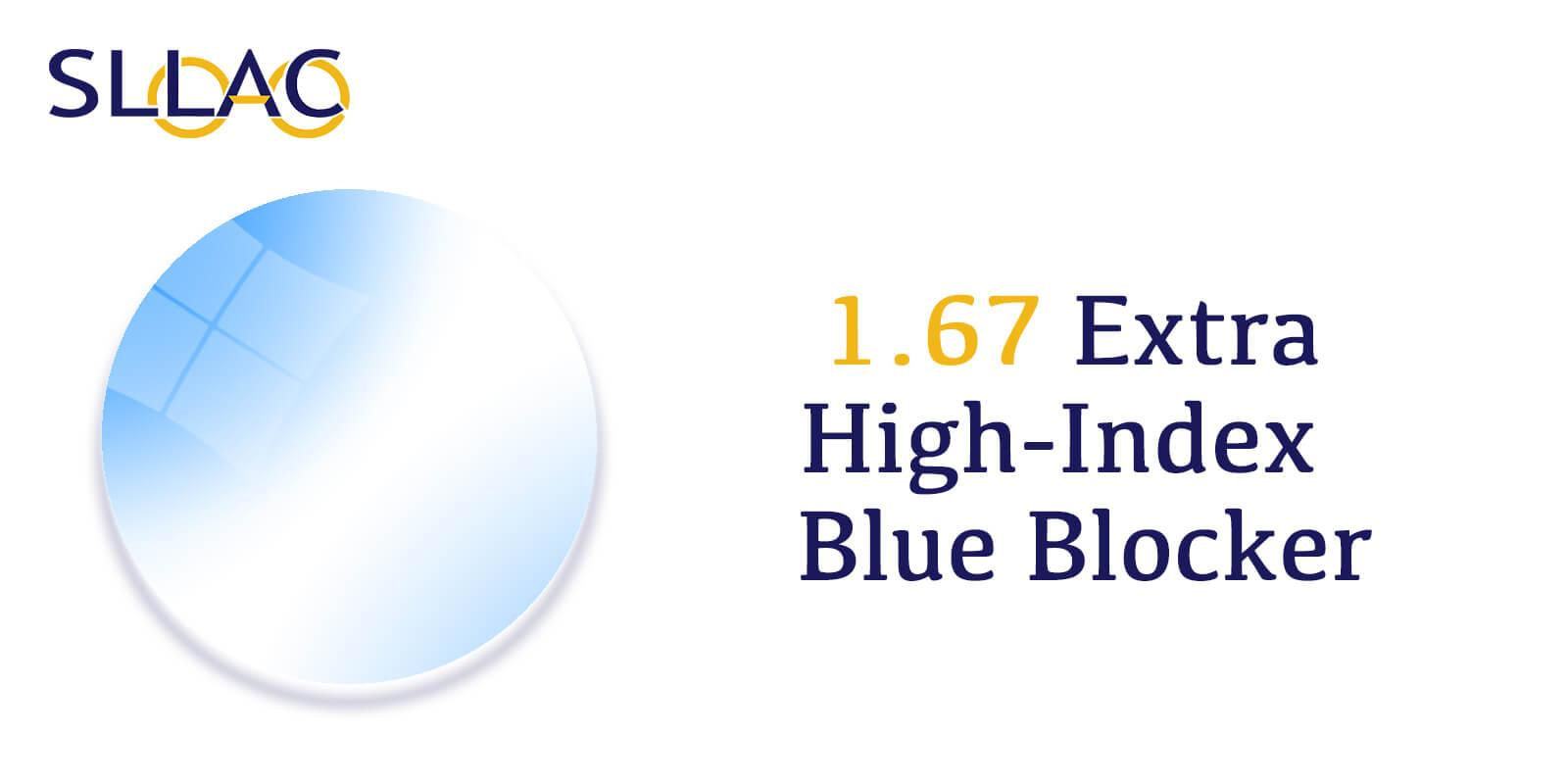 1.67 Extra High-Index MR+ Blue Blocker-Translucent---Eyeglasses-detail