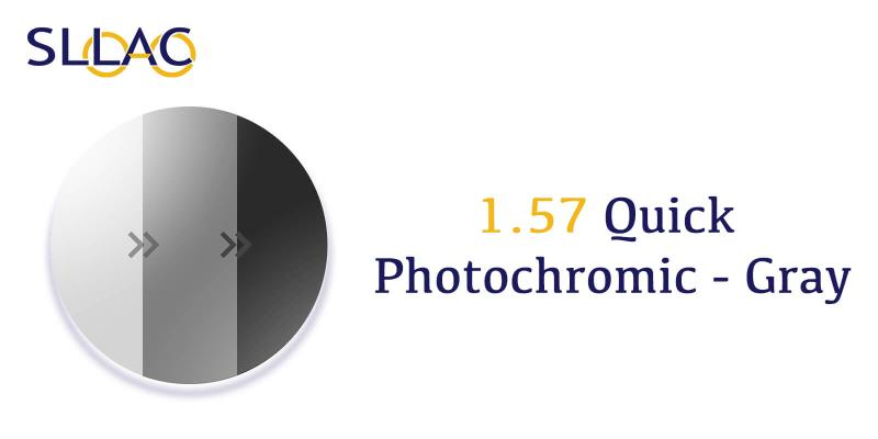 1.57 Photochromic - Gray-Brown-other
