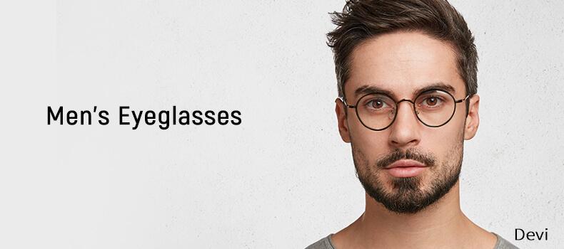 Men's eyeglasses category